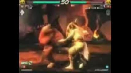 Tekken 6 - Bryan vs Yoshimitsu (noko) 3