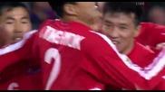 Brazil vs North Korea 2 - 1 World Cup 2010