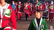 Благотворителен коледен маратон в Мадрид