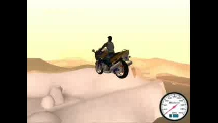 San Andreas Stunts By Mouw