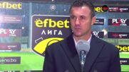Станислав Генчев: Това е пътят към титлата