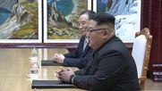 Втора среща между лидерите на Южна и на Северна Корея