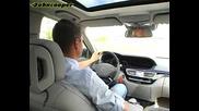 Mercedes S350 4matic - тест драйв