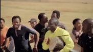 Реклама на Пепси 2010 С Меси, Анри, Кака, Аршавин, Дрогба, Лампард и Акон