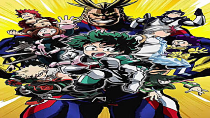 Top 10 reasons why mha is the best anime
