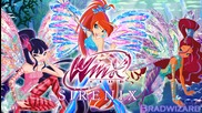 Winx Club Season 5: Sirenix Full Song! + текст