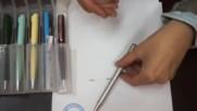 Писалка с печат Серия S41– Modico Bulgaria – Видео представяне на фирмен печат