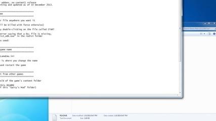 Как да получите Garry's Mod Безплатно - 2014 - English Voice