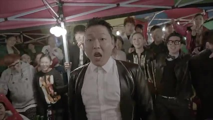 Psy - Gentleman M/v ( Official video )