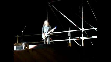 Metallica Sofia - Kirk Hammett