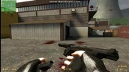 counter strike sorce monster_2003 vs bots
