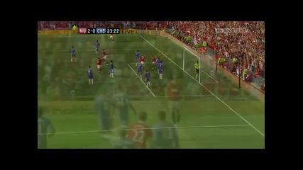 Манчестър Юнайтед - Челси 2-1