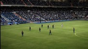 Fifa 12 - Реал Мадрид vs Барселона