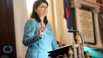 South Carolina Governor Wants the Confederate Flag Removed
