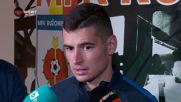 Иван Горанов: Заслужихме победата, хубаво е да сме гъвкави тактически