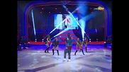 Dancing Stars - Криско - Ideal Petroff (10.04.2014г.)