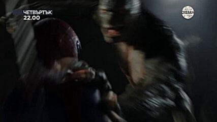 """""""Невероятният Спайдърмен"""" на 24 декември, четвъртък от 22.00 ч. по DIEMA"""