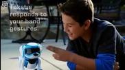 Интерактивно куче - робот Manley Teksta от детски магазини Patilanci.bg