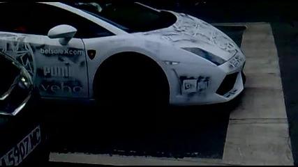 Гледайте : Gumball 3000 в София ! Звуци на коли !