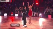 Dancing With The Stars Us - Чарлстон - Donny & Kym