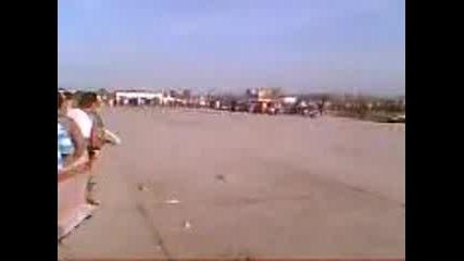 Писта Божурище 09.09.2006год