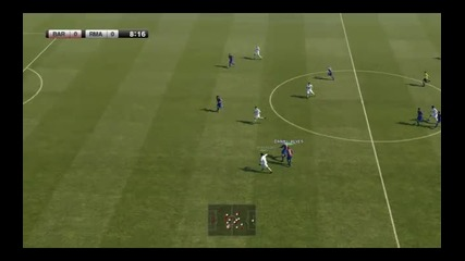 The last online match in Pes 2011 history!