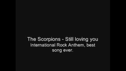 Scorpions - Still Loving You ... ;(