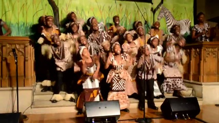 Watoto Children's Choir in Greenwich, Ct