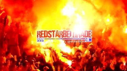 Протест на Цървена Звезда пред Ф С С ! *07.11.2012г.*