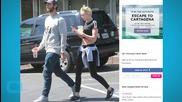 Miley Cyrus and Patrick Schwarzenegger Reunite After His Spring Break Scandal