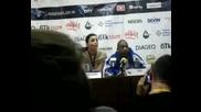 Ja Rule - Pressconference - Tupacmania.net