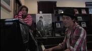 Nick Jonas се шегува с братята си