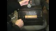 Латерна - Gem Roller Organ свири The Irish Washerwoman