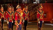 Russia: Performers open 9th Spasskaya Tower Military Music Festival
