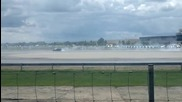Longest Drift of the World by Mercedes and Mauro Calo - Guiness Worl Record