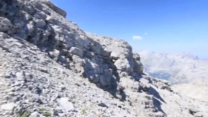 Проклетия, връх Мая Йезерце