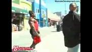 Kai Greene with Shawn Ray - Strolling Down Venice Boardwalk