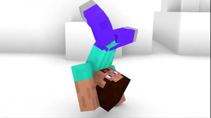 Dancing Steve (minecraft Animation)