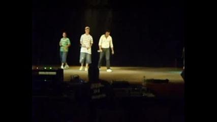 Bouty, Bebo B.i.x 08.09.08 Live Stz