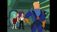 Futurama - S2ep15 - Brannigan, Begin Again