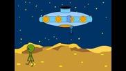Битка с извънземни macromedia flash 8