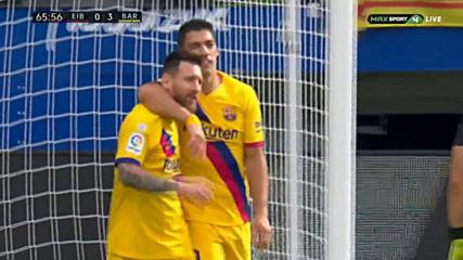 19.10.19 Ейбар - Барселона 0-3