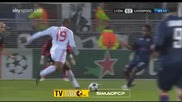 Fantastic - - Lyon 1 - 1 Liverpool ( 83 babel goal )
