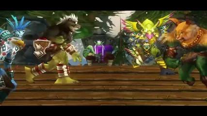 World of Warcraft - Official Zul Aman Trailer