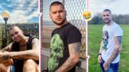 Крис Риска: Чаровният рапър с майтапите, който радва хиляди в Инстаграм