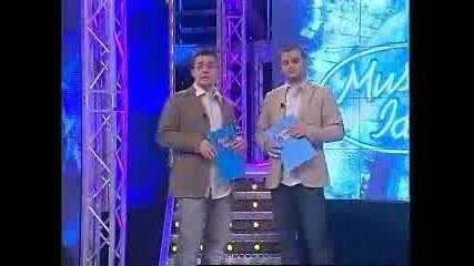 Music Idol 2 - Новите Задачи (01.05.2008)