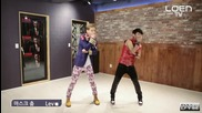 Myname - Baby I m Sorry (dance tutorial) Dvhd