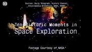 10 исторически моменти в сферата на космическите изследвания
