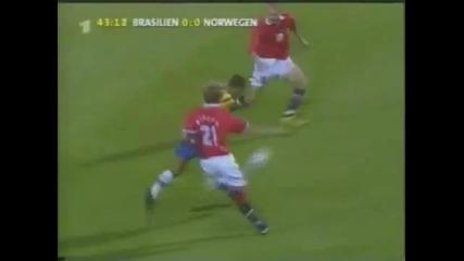 Най - Добрия нападател за всички времена ! Роналдо Луиш Назарио де Лима ( Феномена )