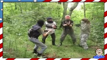 Counter-Strike в реалния живот